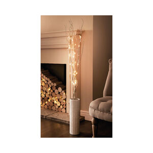 Provence 30 LED Glitter Branch Lights