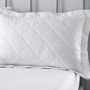 Swiss Dot Pillowshams 50cm x 75cm