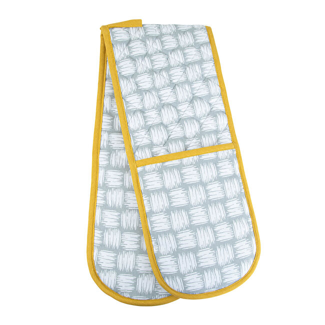 Etch Double Oven Glove