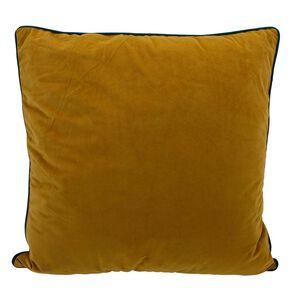 Naomi Ochre Cushion 58cm x 58cm