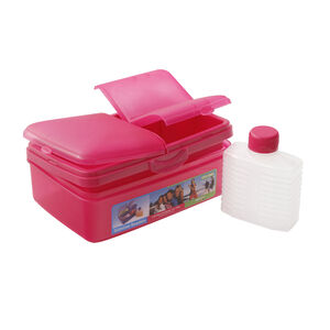 Klip It Airtight Lunch Box with Bottle