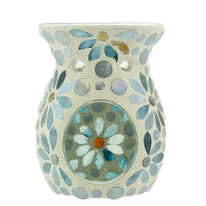 Blue Flower Melt Warmer