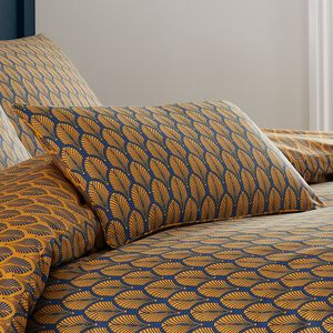 Maria Ochre Cushion 30 x 50cm
