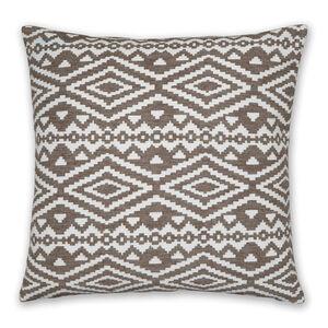 Aztec Natural Cushion 58x58cm