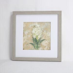 Belle Fleur Framed Print 55x55cm