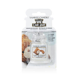Yankee Candle Soft Blanket Ultimate Car Jar