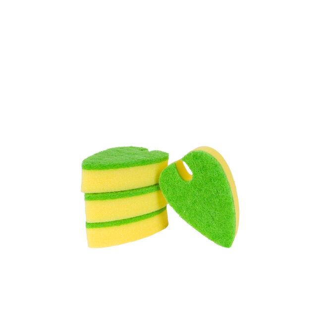 Quick Dry Sponge 4 Pack