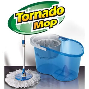 Gleam Clean Tornado Mop with Refill