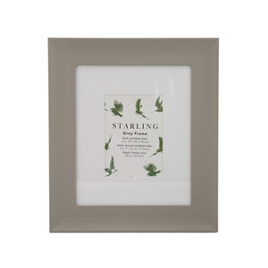 10x12 Starling Grey Frame