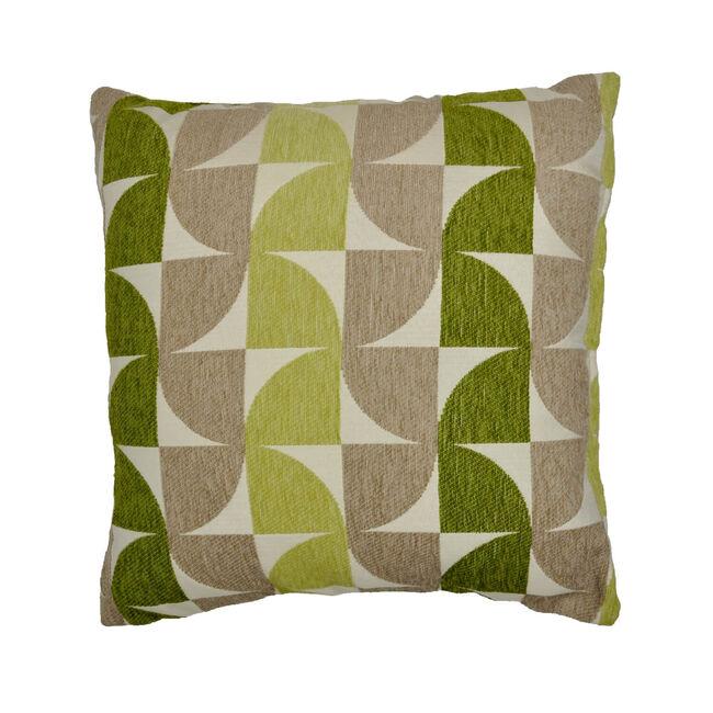 Windmill Green Cushion 45cm x 45cm