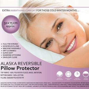 Alaska Reversible Pillow Protector