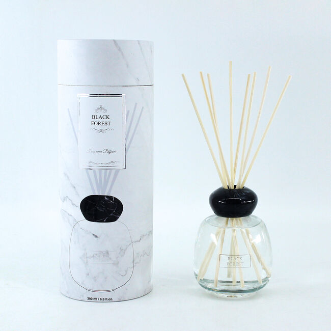 Black Forest 200ml Reed Diffuser