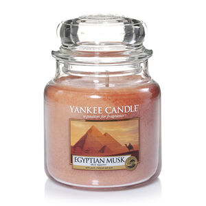 Yankee Candle Egyptian Musk Medium Jar