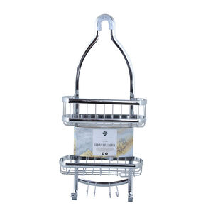 Causeway Bay 2 Tier Small Shower Caddy