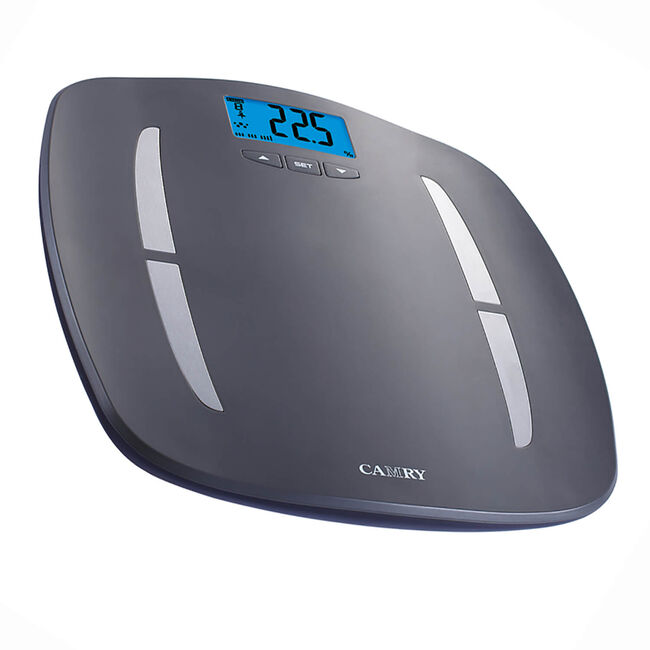 Camry Body Fat and Hydration Personal Scales