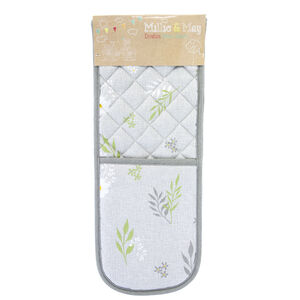 Botanic Love Double Oven Glove