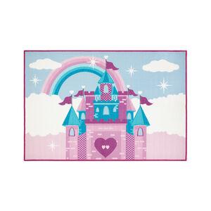 Princess Wonderland Childrens Floormat 100x150cm