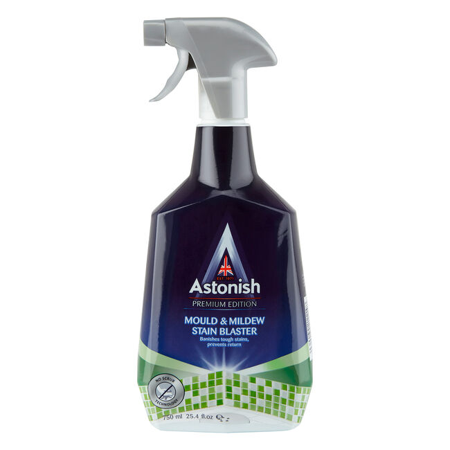 Astonish Premium Mould and Mildew Spray 750ml