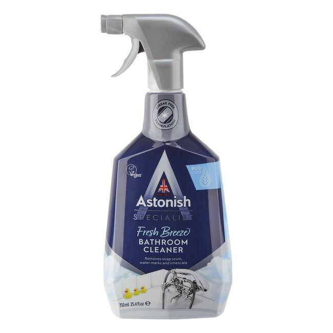 Astonish Specialist Bathroom Cleaner