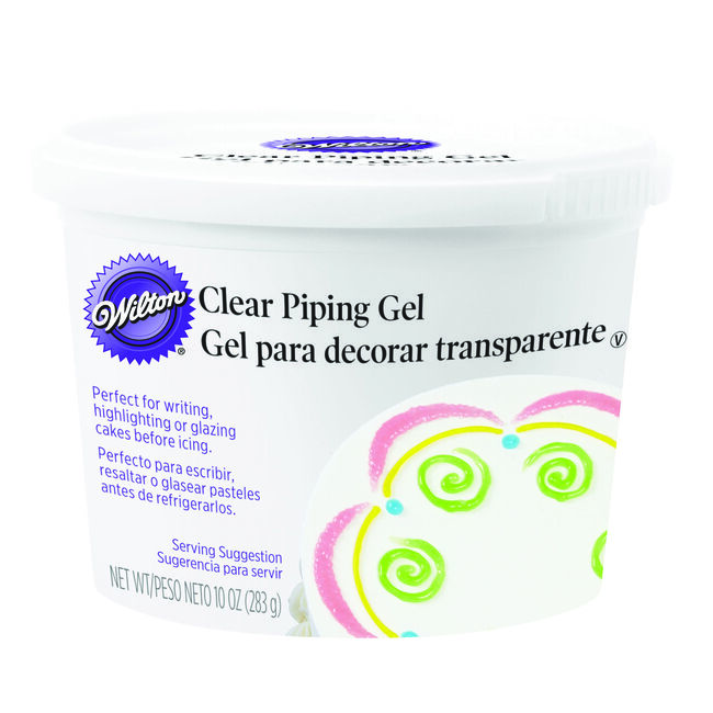 Wilton Piping Gel Clear