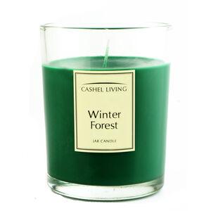 Cashel Living Winter Forest Candle Jar