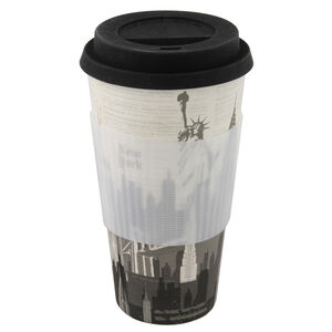 New York Story Sippy Mug