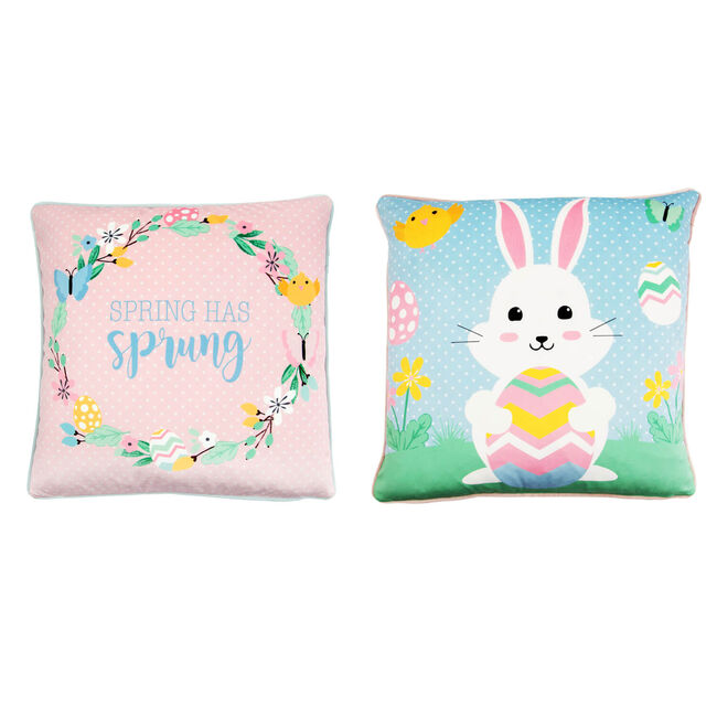 Spring Has Sprung Cushion Cover 2 Pack 45x45cm