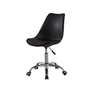 Aletta Office Chair Raven Black