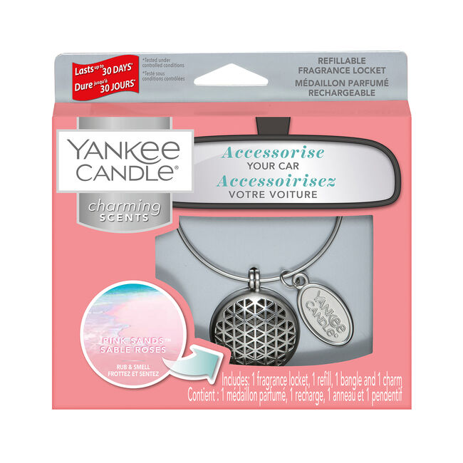 Yankee Candle Charming Scents Geometric Pink Sands