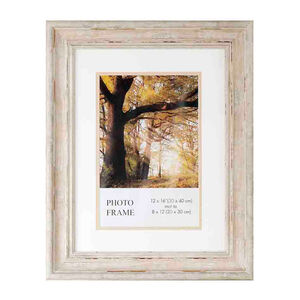 Wren Photo Frame with Mount 10x12""
