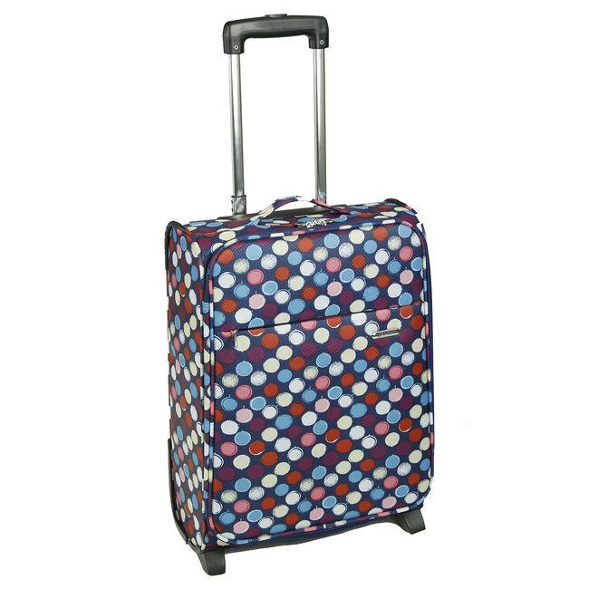 Cabin Size Paint Pots Lightweight Suitcase