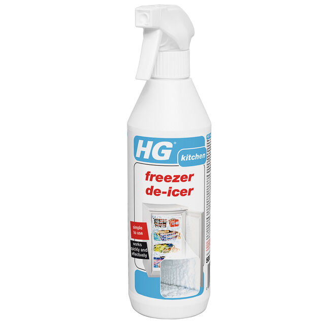HG Freezer De-icer 500ml