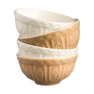 Mason Cash Cane 4 Food Preparation Bowls