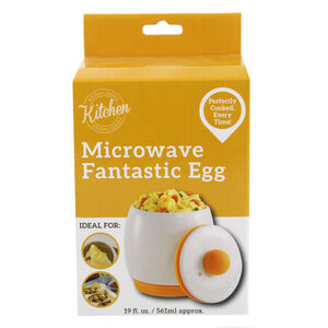 Kitchen Classic Microwave Fantastic Egg