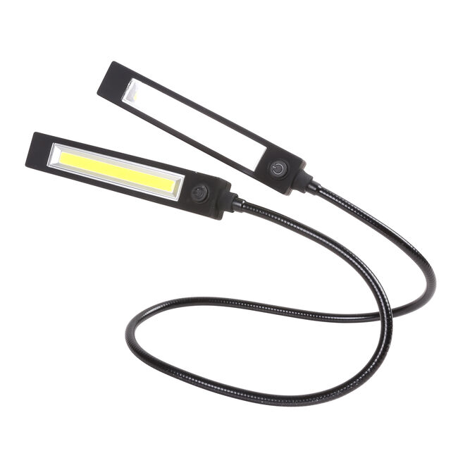 Flexible Double-Ended Work Light