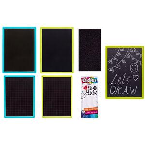 Double-Sided Chalk Board