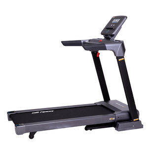 Body Go Fitness Deluxe Motorised Treadmill