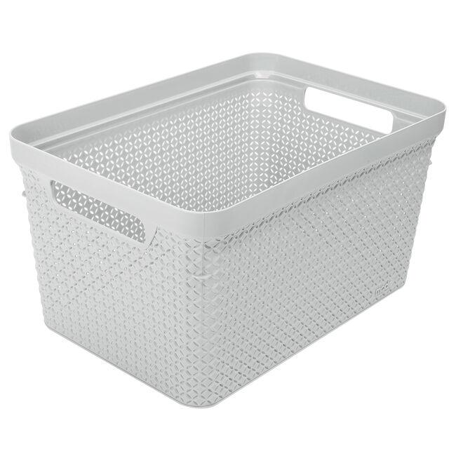 Ezy Mode Basket Lily Cream 17.3L