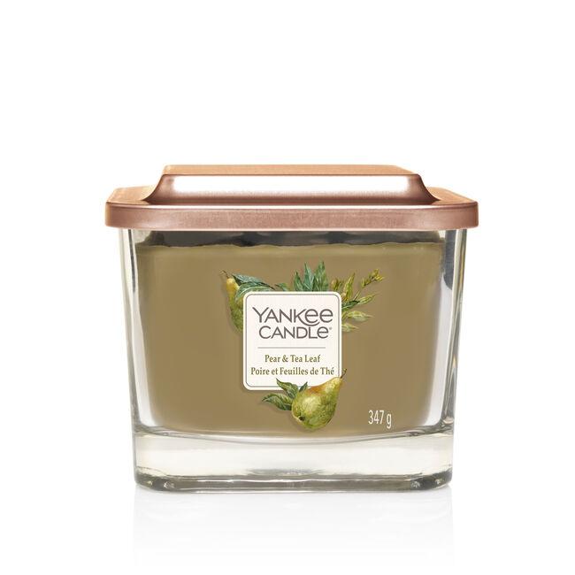 Elevation Pear & Tea Leaf Medium Jar Candle