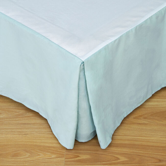 DOUBLE BASE VALANCE 200 Threadcount Cotton D/Egg