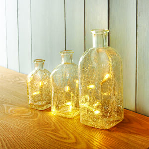 3 Decorative Bottle Lights