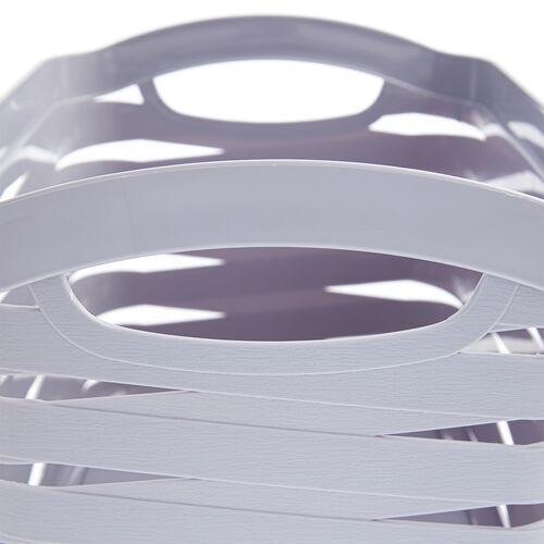 Ribbon Storage Basket 20L - Soft Grey