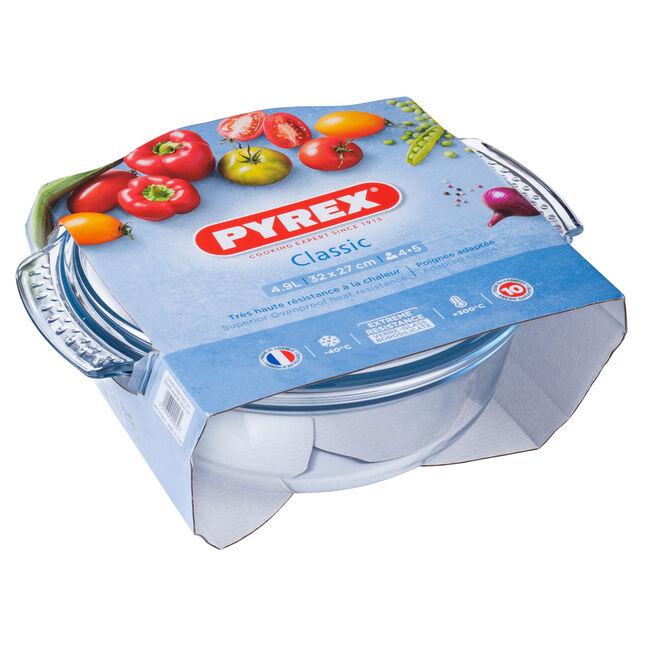 Pyrex Classic Casserole Dish 3.75 Litres