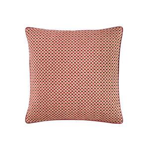 Micro Cushion 45x45cm - Burgundy
