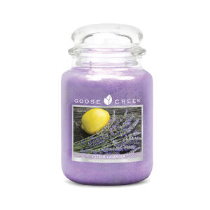 Goose Creek Citrus Lavender 24oz Jar