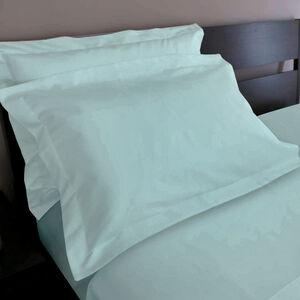200 Threadcount Duck Egg Oxford Pillowcase Pair