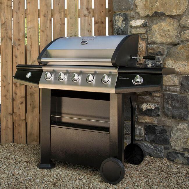 Master Cook Connoisseur 600 6 Burner BBQ