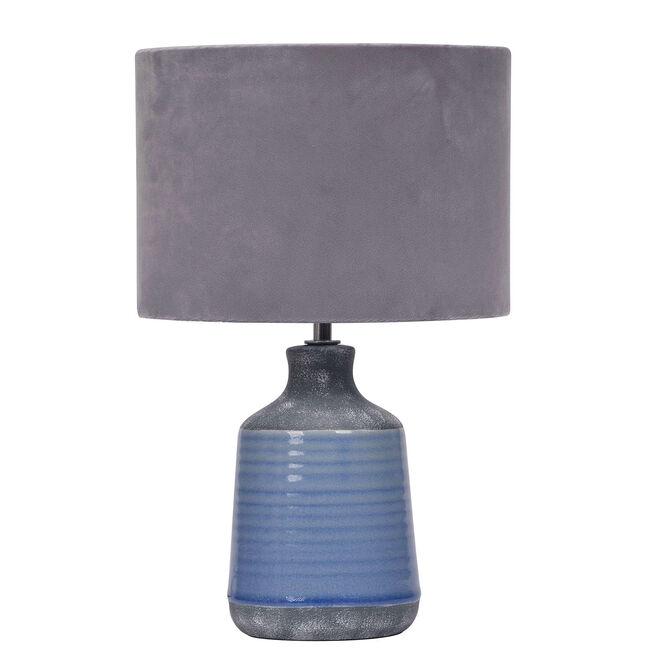 Grey Dawn Ceramic Table Lamp