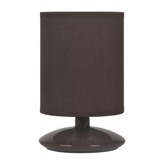 Jayne Table Lamp - Grey