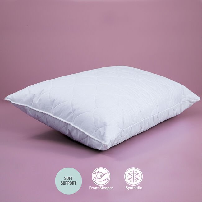 Super Jumbo Quilted Pillow